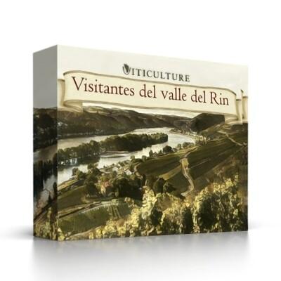 Maldito Games - Viticulture: Visitantes del valle del Rin