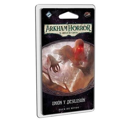 Fantasy Flight - Arkham Horror LCG: Unión y desilusión