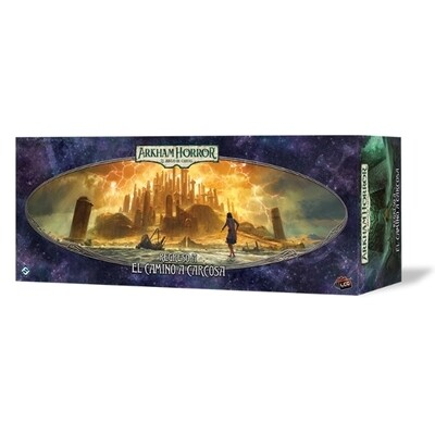 Fantasy Flight - Arkham Horror LCG: Regreso a El camino a Carcosa