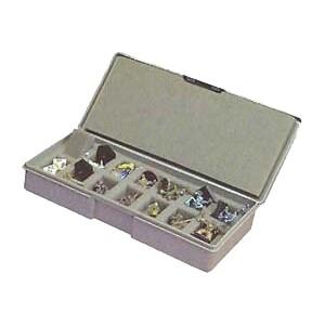 Chessex - Caja para miniaturas - 14 figuras de 25mm