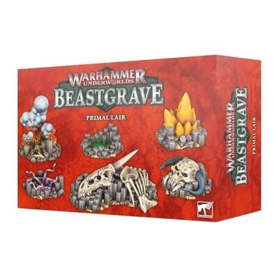 Games Workshop - Warhammer Underworlds: Beastgrave Primal Lair