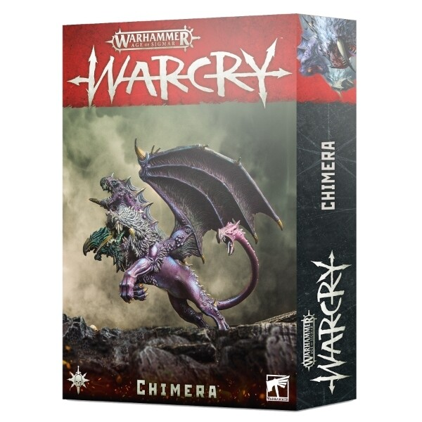 Games Workshop - Warcry: Chimera
