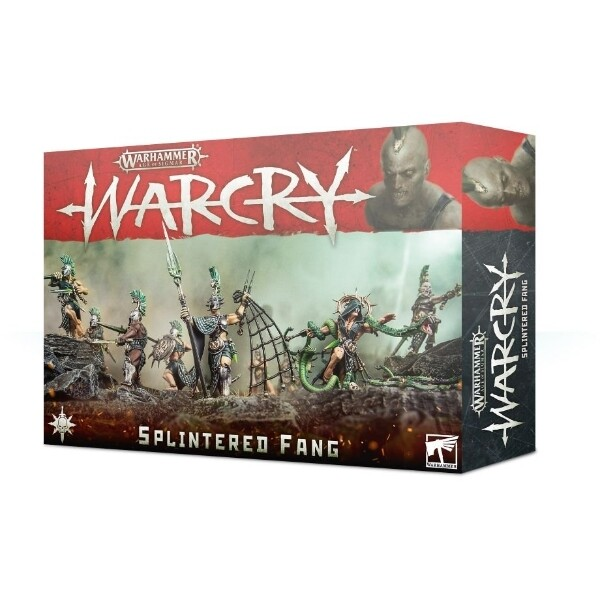 Games Workshop - Warcry: The Splintered Fang