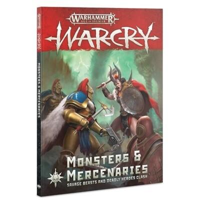 Games Workshop - Warcry: Monstruos y mercenarios