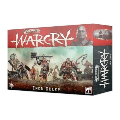 Games Workshop - Warcry: Iron Golem