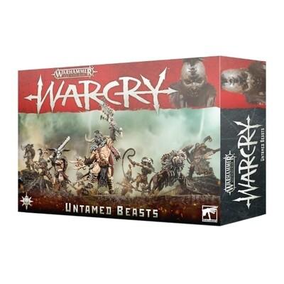 Games Workshop - Warcry: Untamed Beast