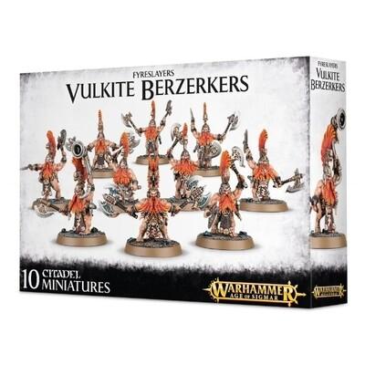 Games Workshop - Warhammer Age of Sigmar: Vulkite Berzerkers