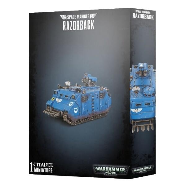 Games Workshop - Warhammer 40,000: Space Marine Razorback