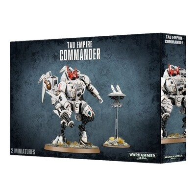 Games Workshop - Warhammer 40,000: Tau Empire Commander