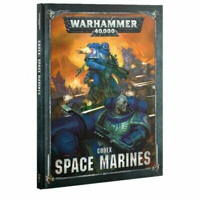 Games Workshop - Warhammer 40,000: Codex: Space Marines