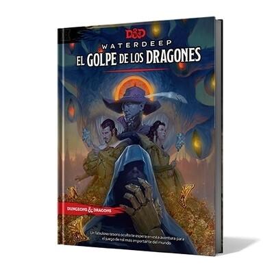 Edge - Dungeons & Dragons: Waterdeep: El Golpe de los Dragones