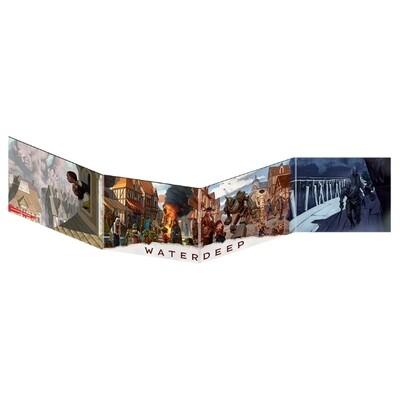 Edge - Dungeons & Dragons: Pantalla del Dungeon Master - Waterdeep: El Golpe de los Dragones