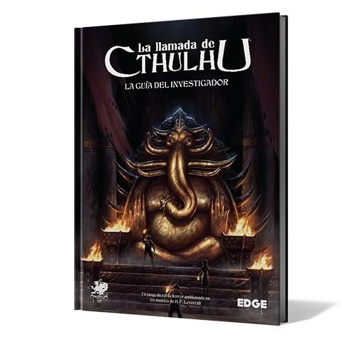 Edge - La llamada de Cthulhu - Guía del investigador