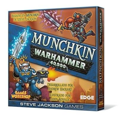 Steve Jackson Games - Munchkin Warhammer 40,000