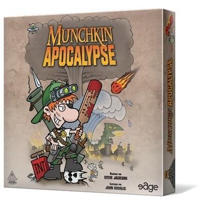 Steve Jackson Games - Munchkin Apocalypse