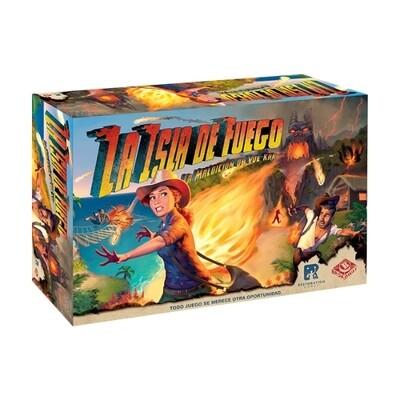 Broadway Toys - La Isla de Fuego: La Maldición de Vul-Kar