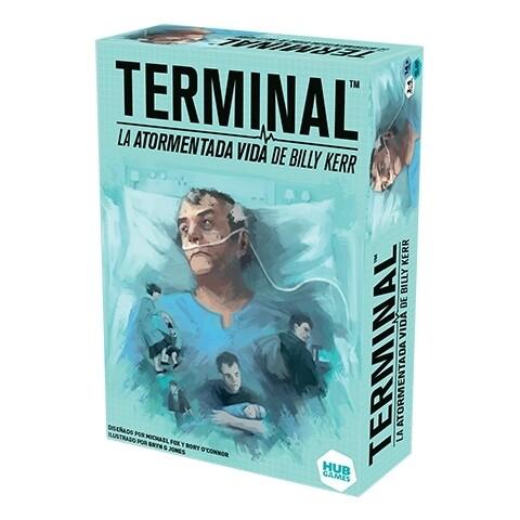 HUB Games - Terminal: La Atormentada Vida de Billy Kerr