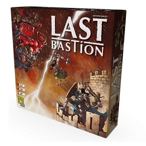 Repos Production - Last Bastion