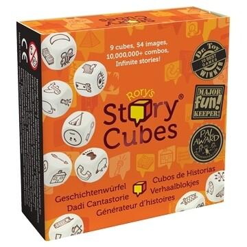 Zygomatic - Story Cubes Original