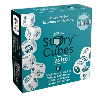 Zygomatic - Story Cubes Astro
