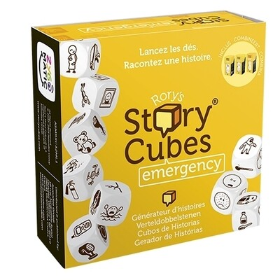 Zygomatic - Story Cubes Emergency