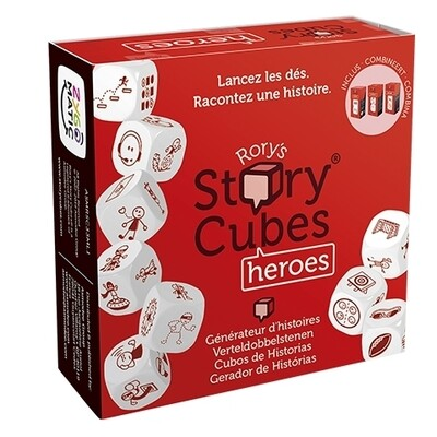 Zygomatic - Story Cubes Heroes