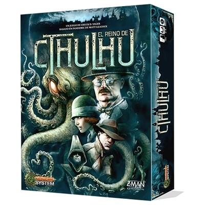 Z-Man Games - Pandemic: El Reino de Cthulhu