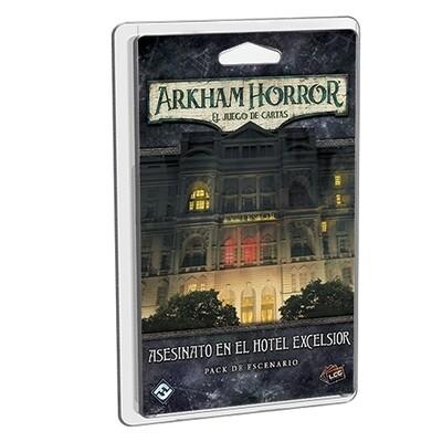 Fantasy Flight - Arkham Horror LCG: Asesinato en el hotel Excelsior
