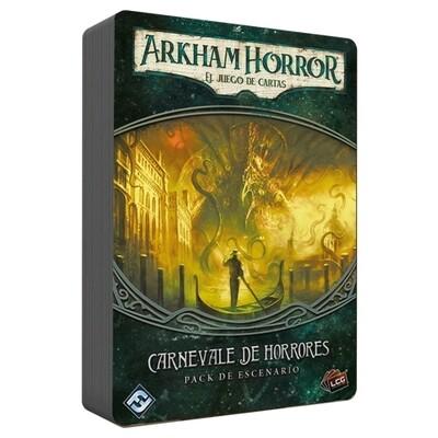 Fantasy Flight - Arkham Horror LCG: Carnevale de horrores