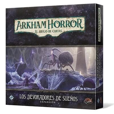 Fantasy Flight - Arkham Horror LCG: Los devoradores de sueños