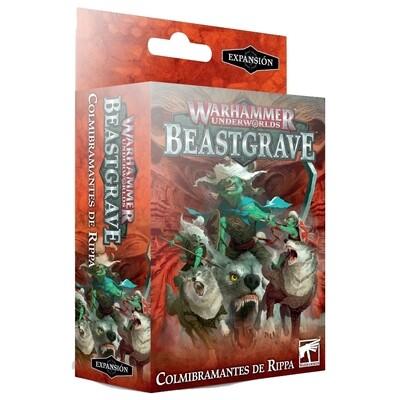 Games Workshop - Warhammer Underworlds: Beastgrave Colmibramantes de Rippa
