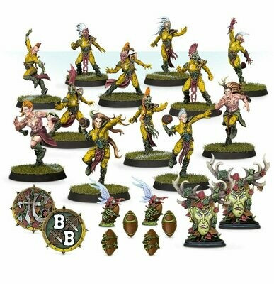Games Workshop - Blood Bowl: Los Athelorn Avengers