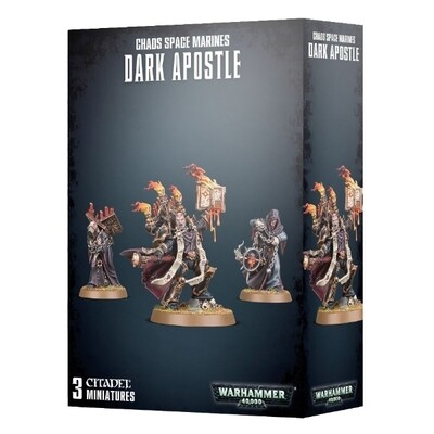 Games Workshop - Warhammer 40,000: Chaos Space Marines Dark Apostle