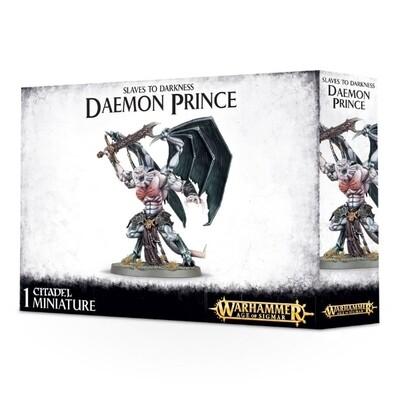 Games Workshop - Warhammer Age of Sigmar: Slaves to Darkness Daemon Prince