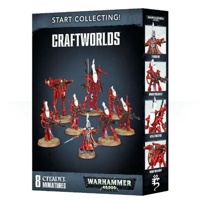 Games Workshop - Warhammer 40,000: Start Collecting! Craftworlds