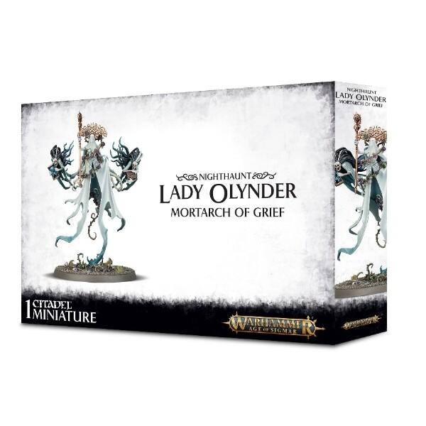 Games Workshop - Warhammer Age of Sigmar: Nighthaunt Lady Olynder
