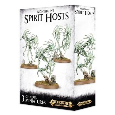 Games Workshop - Warhammer Age of Sigmar: Nighthaunt Spirit Host