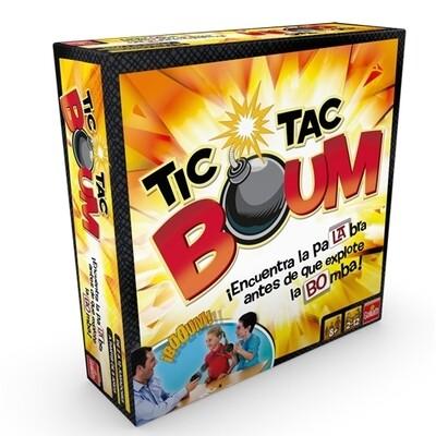 Goliath - Tic Tac Boum