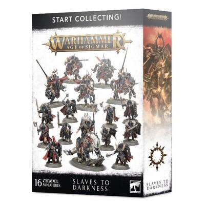 Games Workshop - Warhammer Age of Sigmar: Start Collecting! Slaves to Darkness