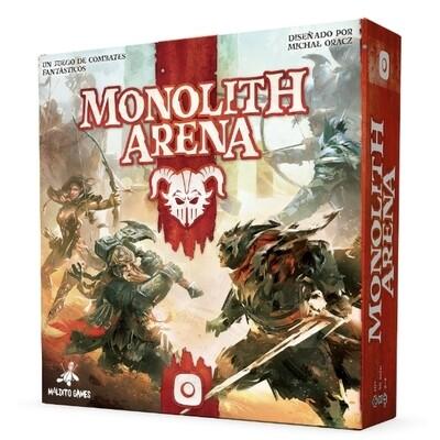 Maldito Games - Monolith Arena