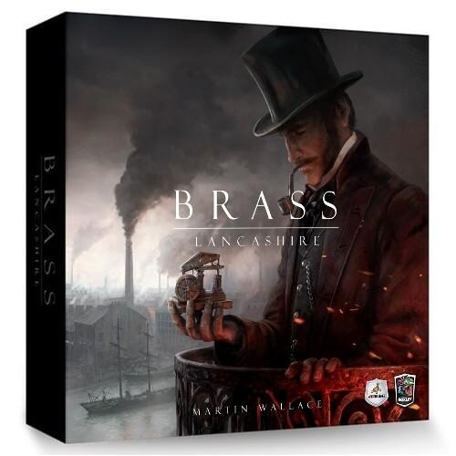 Maldito Games - Brass: Lancashire