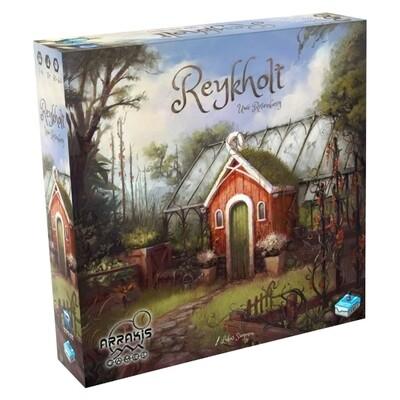 Arrakis Games - Reykholt