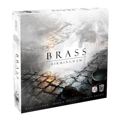 Maldito Games - Brass: Birmingham