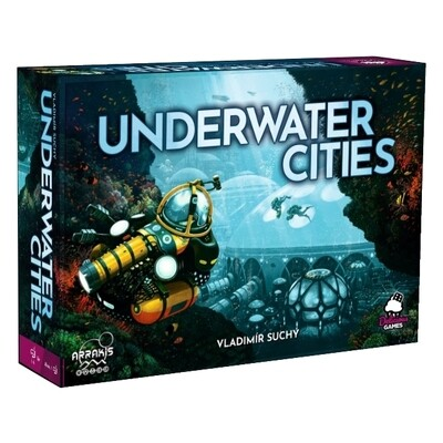 Arrakis Games - Underwater Cities