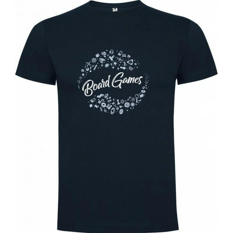 Maldito Games - Camiseta hombre Board Game Love