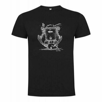 Maldito Games - Camiseta hombre Mech Scythe