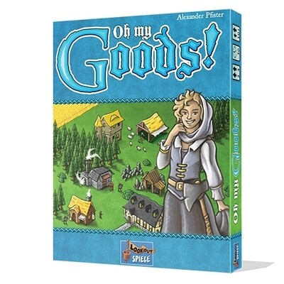 Lookout Games - Oh My Goods!
