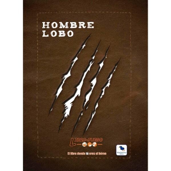 MasQueOca - Libro Juego 03: Hombre Lobo