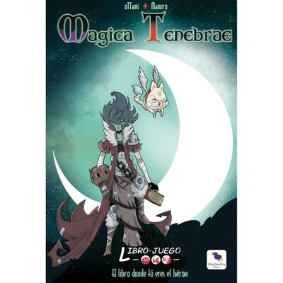 MasQueOca - Libro Juego 10: Magica Tenebrae