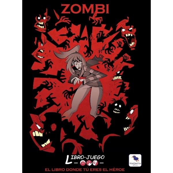 MasQueOca - Libro Juego 07: Zombi